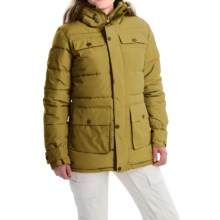 Burton Essex Puffy Snowboard Jacket - Waterproof, Insulated (For Women) in Evilo - Closeouts