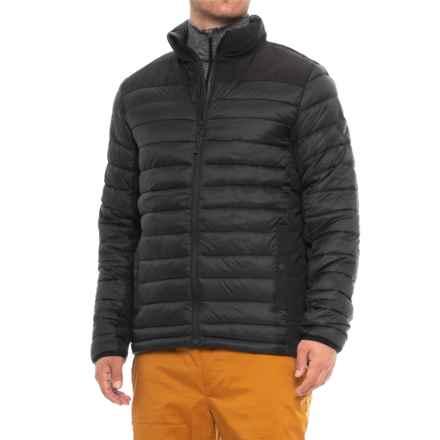 Burton Evergreen Jacket - Insulated (For Men) in True Black - Closeouts