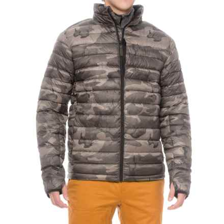 Burton Evergreen Synthetic Insulator Jacket - Insulated (For Men) in Bkamo - Closeouts