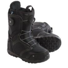 Burton Felix BOA® Snowboard Boots (For Women) in Black - Closeouts