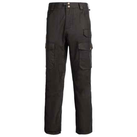 Burton Filson Hellbrook Snowboard Pants (For Men) in Black - Closeouts