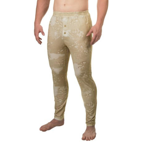 Burton First Layer Base Layer Wool Pants (For Men) in Hawaiian Desert