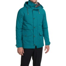 Burton Fremont Solid Snowboard Jacket (For Men) in Tahoe Enzyme Wash - Closeouts