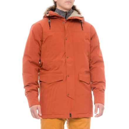 Burton Garrison Gore-Tex® Down Snowboard Jacket - Waterproof (For Men) in Picante - Closeouts