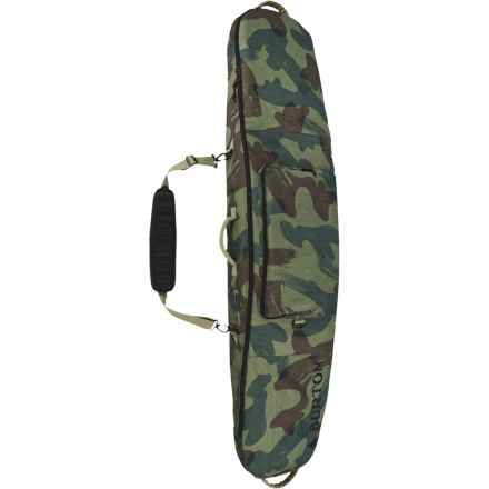 Burton Gig Snowboard Bag in Denison Camo - Closeouts
