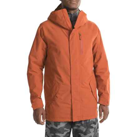Burton Gore-Tex® Radial Shell Jacket - Waterproof (For Men) in Picante - Closeouts