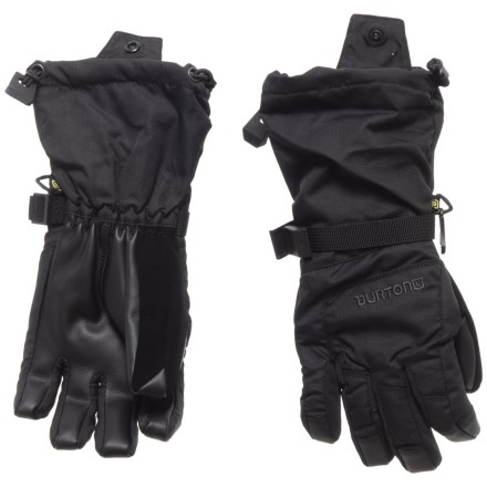819650ef8 Burton Grab Gloves - Waterproof, Insulated, Touchscreen Compatible (For  Little and Big Kids