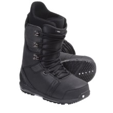 Burton Hail Snowboard Boots (For Men) in Black/Black - Closeouts