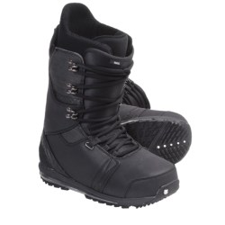 Burton Hail Snowboard Boots (For Men) in Forest Green/Bone