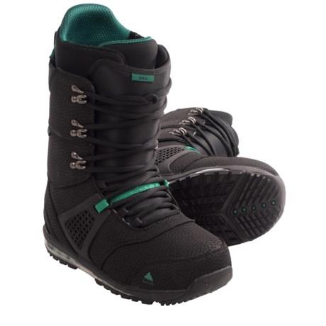 Burton Hail Snowboard Boots (For Men) in Black