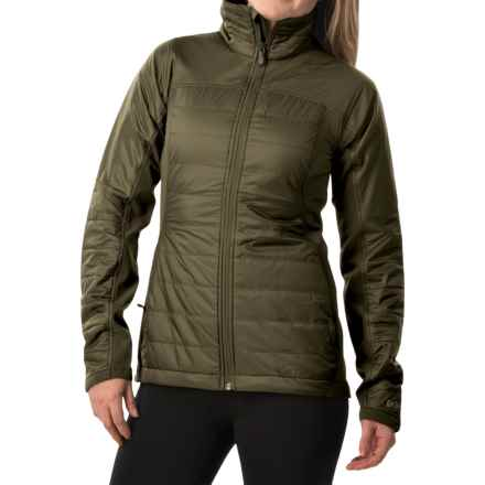 Burton Helium Insulator Jacket - Insulated (For Women) in Keef - Closeouts