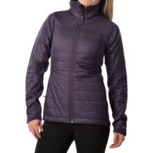 Burton Helium Insulator Jacket - Insulated (For Women) in Purple Label - Closeouts