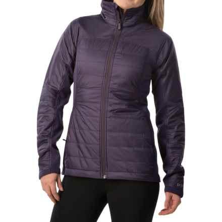 Burton Helium Insulator Jacket - Insulated (For Women) in Purple Label - Closeouts