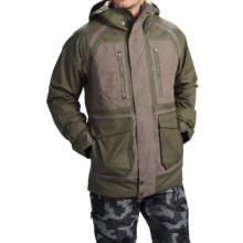 Burton Hellbrook Snowboard Jacket - Waterproof, Insulated (For Men) in Keef/Hemp - Closeouts