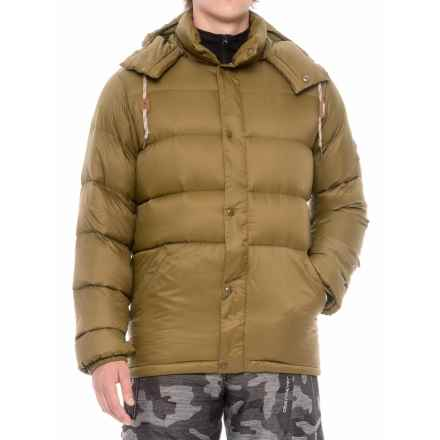 Burton Heritage Down Jacket (For Men) in Fir - Closeouts