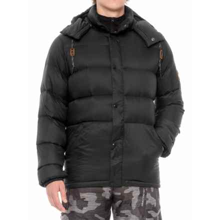 Burton Heritage Down Jacket (For Men) in True Black - Closeouts