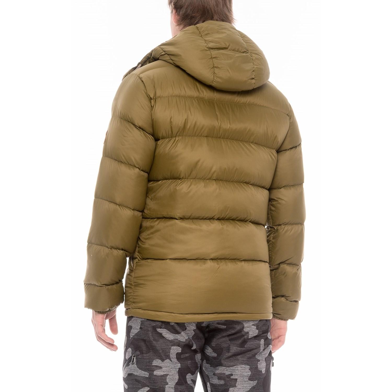 Burton down jacket men's