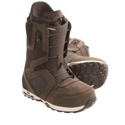 Burton Imperial Snowboard Boots - Leather (For Men) in Brown