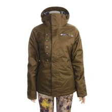 Burton Ivy Jacket - Waterproof, Insulated (For Women) in Brunette - Closeouts