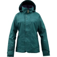 Burton Jet Set Jacket - Insulated (For Women) in Spruce - Closeouts