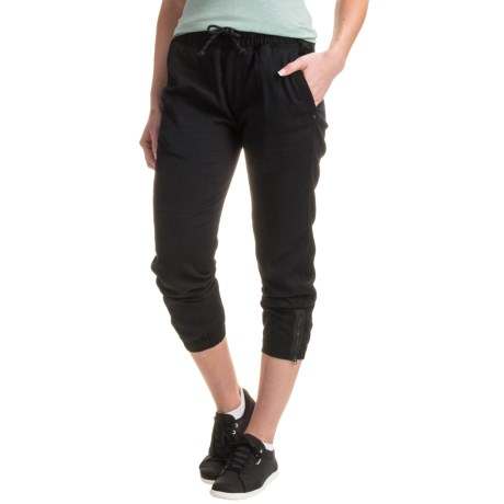 Burton Joy Pants - Cotton (For Women) in True Black