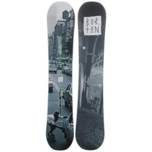 Burton Joystick Snowboard in 154 Graphic - Closeouts