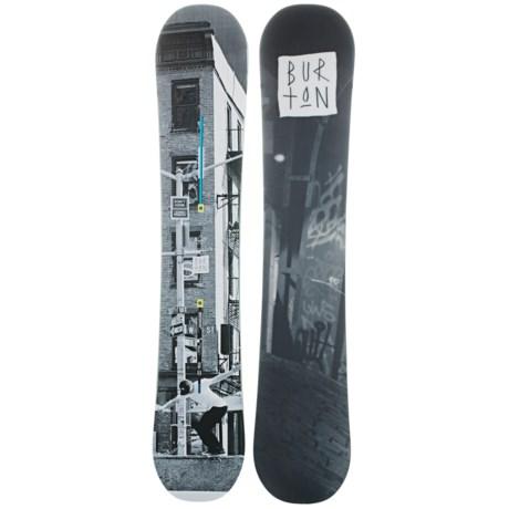 Burton Joystick Snowboard in 154 Graphic