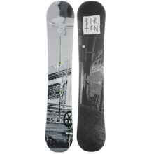 Burton Joystick Snowboard in 161 Graphic - Closeouts