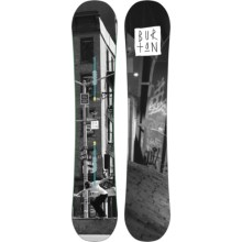 Burton Joystick Snowboard - Wide in 163 Graphic - Closeouts