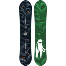 Burton Juice Wagon Snowboard in 153 Black Multi/Green White Figure - 2nds