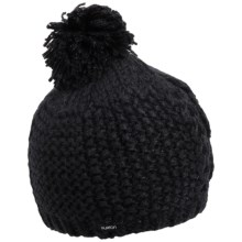 Burton Katie Joe Beanie Hat (For Women) in True Black - Closeouts