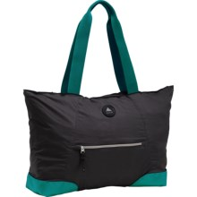 Burton Kayla Laptop Tote Bag (For Women) in True Black - Closeouts