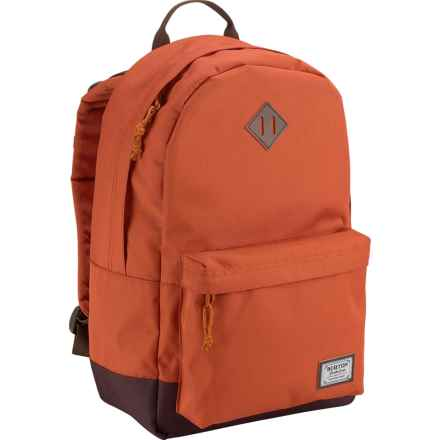 Burton Kettle Pack Backpack in Burnt Ochre - Closeouts