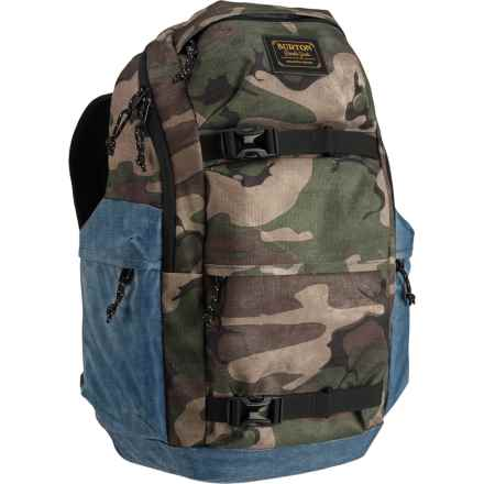 Burton Kilo 27L Backpack in Bkamo Print - Closeouts