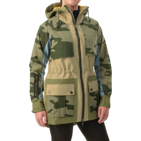 Burton L.A.M.B. Riff Snowboard Jacket – Waterproof, Insulated (For Women)