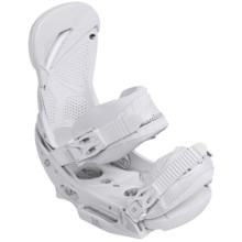 Burton Lexa EST Snowboard Bindings (For Women) in Thats White - Closeouts