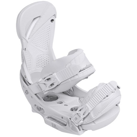 Burton Lexa EST Snowboard Bindings (For Women) in Thats White