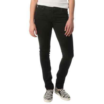 Burton Lorimer Jeggings (For Women) in True Black - Closeouts