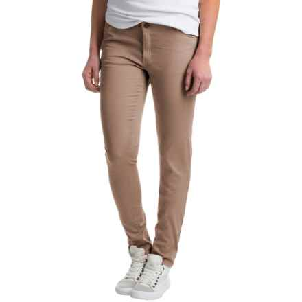 Burton Lorimer Pants - Slim Fit (For Women) in Warm Sand - Closeouts