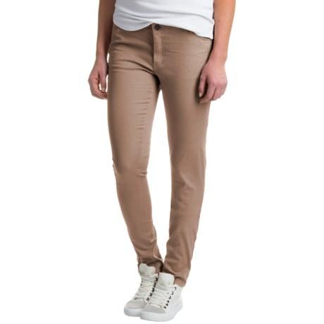 Burton Lorimer Pants - Slim Fit (For Women) in Warm Sand