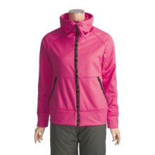 Burton Lyric Soft Shell Jacket (For Women) in Cosmo - Closeouts