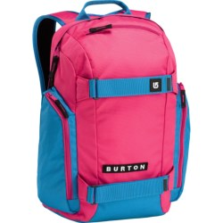 Burton Metalhead Backpack in Hot Streak