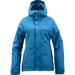 Burton Method Jacket - Insulated (For Women) in Jade