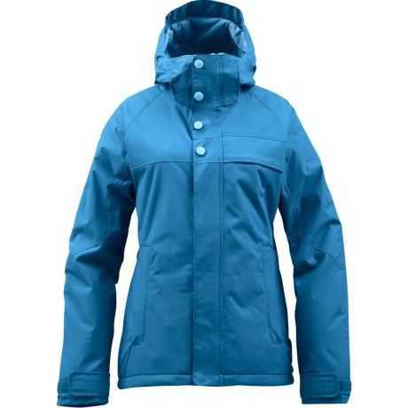 Burton Method Jacket - Insulated (For Women) in True Black