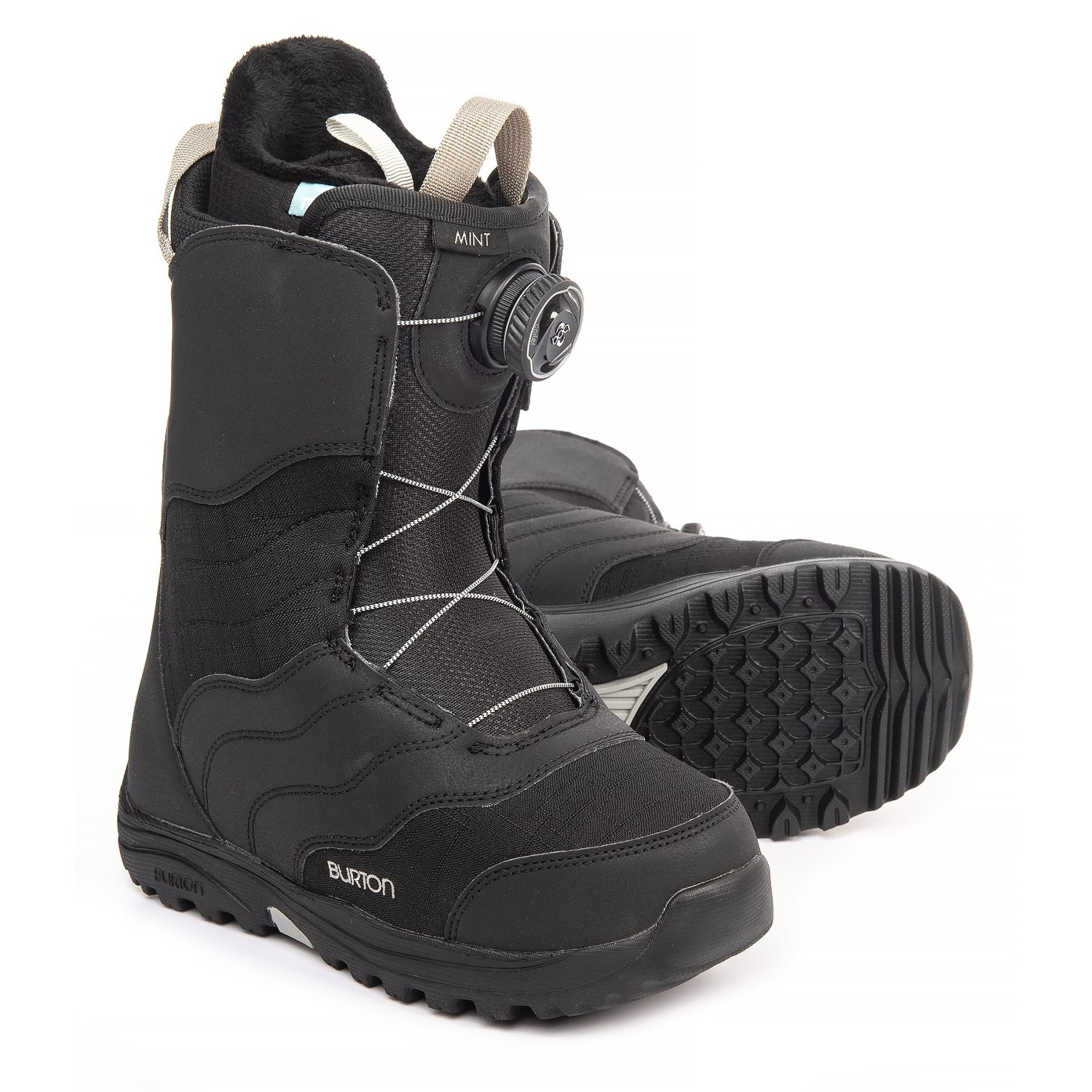 325750d2c5 Burton Mint BOA® Snowboard Boots (For Women) in Black. Tap to expand