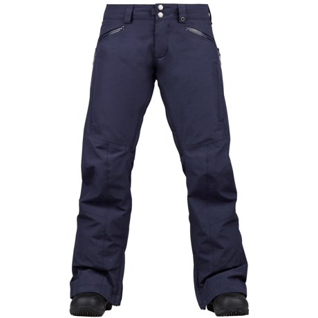 Burton Mosaic Gore-Tex® Snowboard Pants - Waterproof (For Women) in Hot Streak