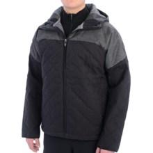 Burton Mountain Chill Jacket - Insulated (For Men) in True Black - Closeouts