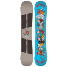 Burton Name Dropper Snowboard in Blah-Blah/Vip Party - Closeouts