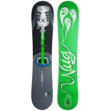 Burton Nug Snowboard in Bottoms Up/Pour Spirits - Closeouts