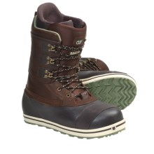 Burton Ox Snowboard Boots (For Men) in Brown/Black - Closeouts